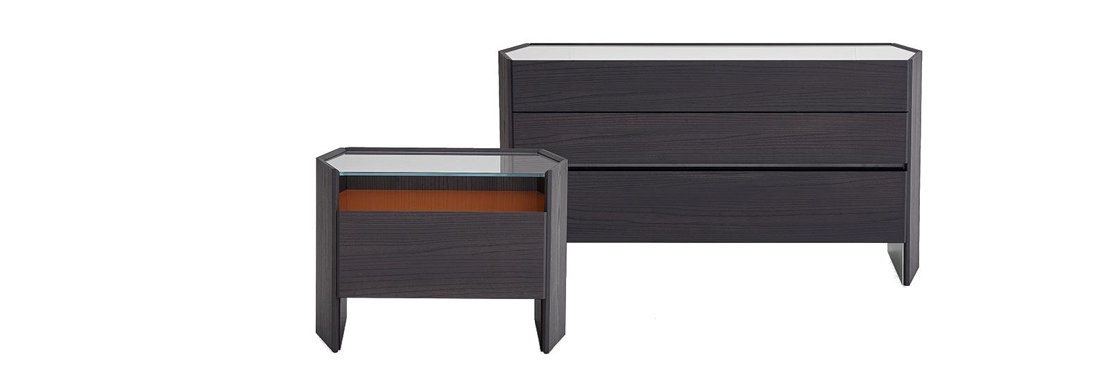 Table De Chevet Componibili commodes et tables de chevet design | mohd shop