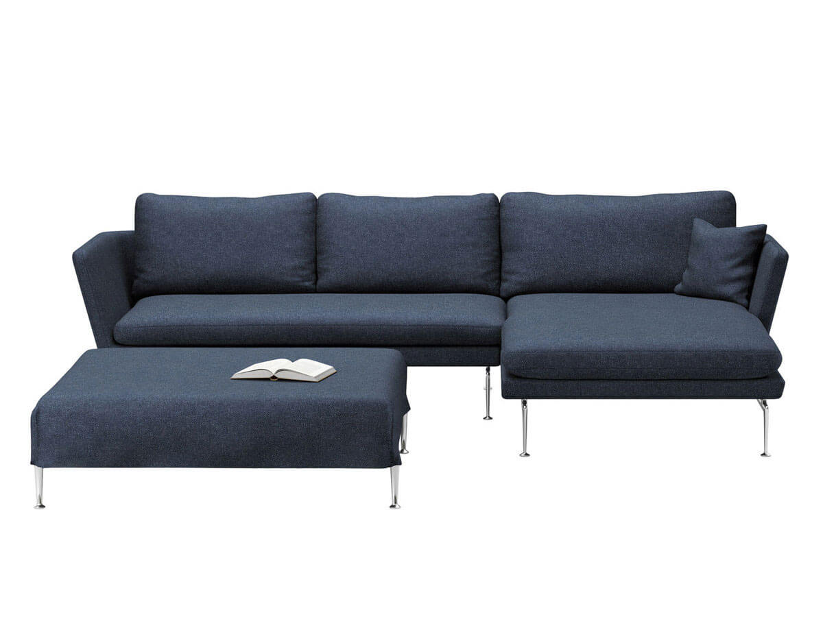 Suita Sofa 5 Seater + Chaise Longue