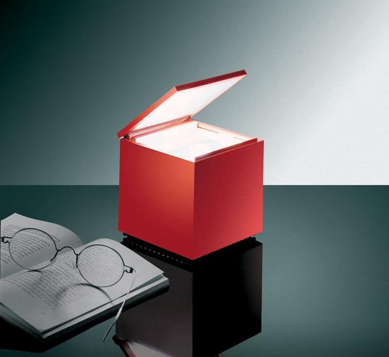 Cuboluce Lampada Da Comodino Cini Nils Mohd Shop