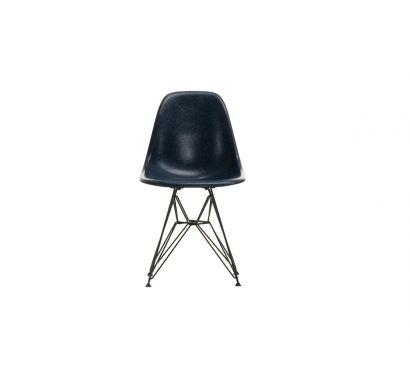 Eames Fiberglass Side Chair DSR Basic Dark - Sedia