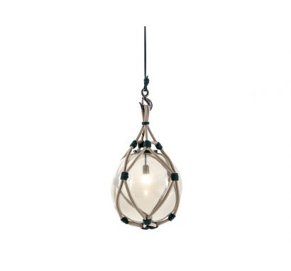 094 Bollicosa Nautilus Outdoor Suspension Lamp