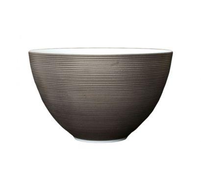 Hémisphère Platinum Salad Bowl Large Ø 25 cm