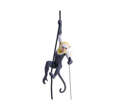 Monkey Lampada con Corda Outdoor Limited Edition