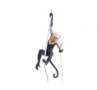 Monkey Lampada con Corda Indoor Limited Edition