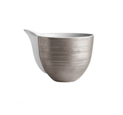 Hémisphère Platinum Milk Jug Ø 7,5 cm
