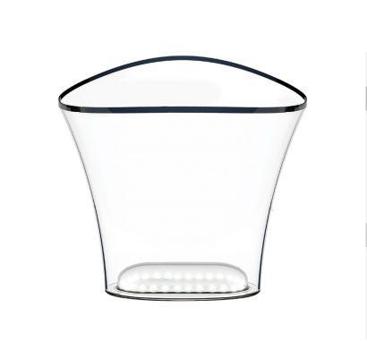 Vela Ice Bucket and LED Base