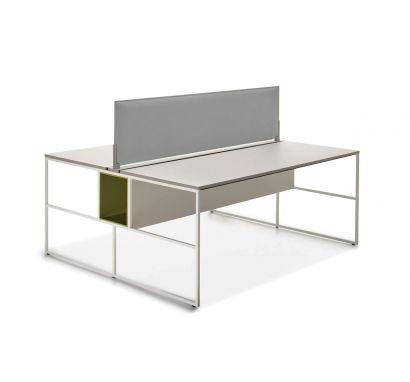 MDF Italia 20.Venti Workstation Desk