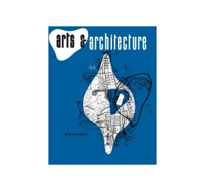 Cover Print Arts & Architecture November 1944