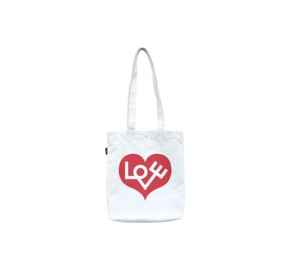 Graphic Bags Love Heart Borsa