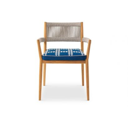 474 Dine Out Chair With Armrest