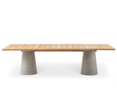 477 Dine Out Rectangular Table