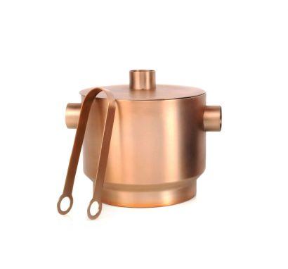 Rondo Ice Bucket Copper