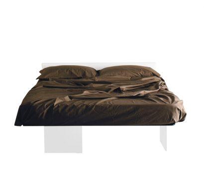 Air Bed 154x194 - Headboard White 2052