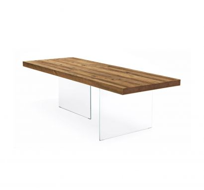 Table Air Wildwood Natural - Closed Heads 220x100 cm
