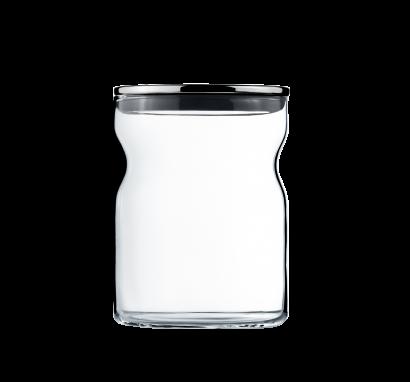 Alfredo Glass Container 0,75