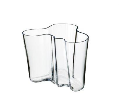 Alvar Aalto Vaso Trasparente