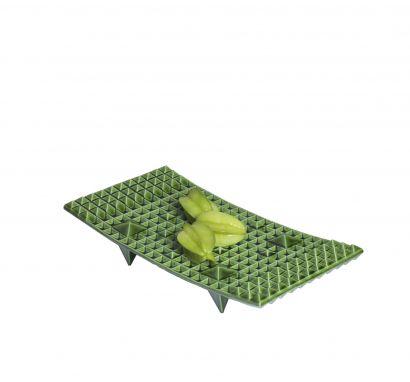 Amasumpa Verde Centrotavola