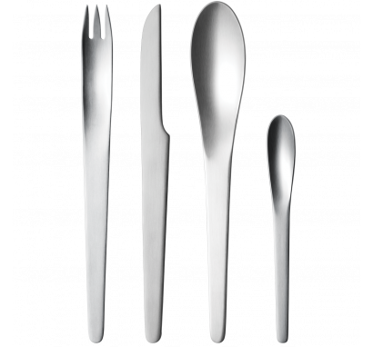 Arne Jacobsen set 4 Cutlery