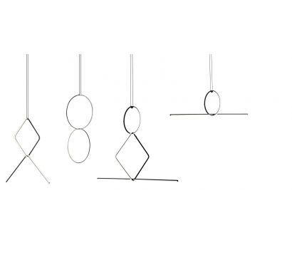 Arrangements Suspension Lamp