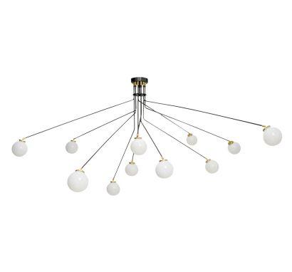 Array Opal Large Lampada Da Soffitto