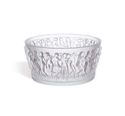 Marc Lalique - Lalique Bacchantes Ciotola - Trasparente
