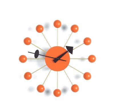 Ball Clock  Arancio