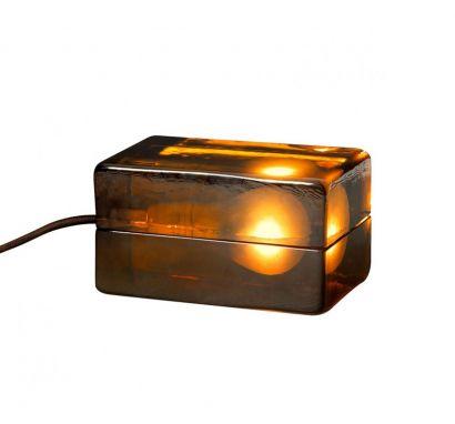 Block Lamp - Lampada da Tavolo