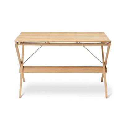 Carl Hansen & søn - BM3670 Outdoor Dining Table - Deck Chair Series