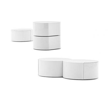 Bon.Bon White Container
