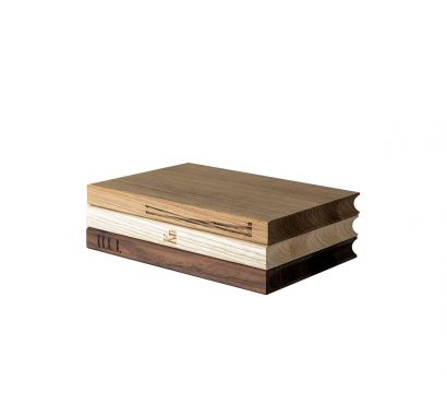 Glocal Book Chopping Board Set 3 PCS