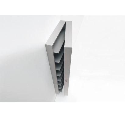 Kristalia Duty Box Multipurpose Container- Front Mirror/8 Shelves