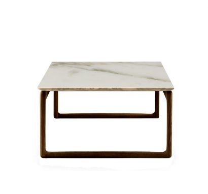 Brig Side Table - Square 40x40 cm - Gold