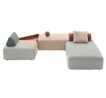 Brixx Sofa Outdoor - Composition M/02