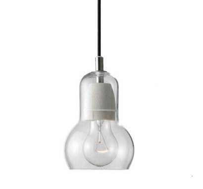 Bulb SR1 Pendant Lamp Black Wire