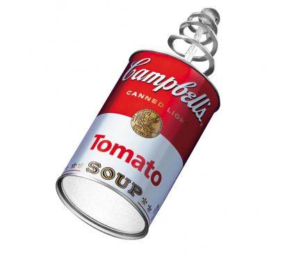 Canned Light Lampada a Parete