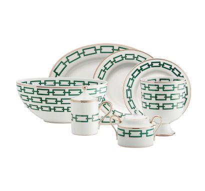 Catene Smeraldo Tableware Service