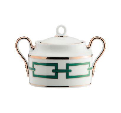 Catene Smeraldo Sugar Bowl Set of 2 pcs