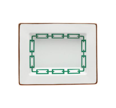 Catene Smeraldo Rectangular Vide Poche L. 19 cm - P. 15 cm