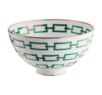 Catene Smeraldo Gio Ponti Bowl H. 11 cm