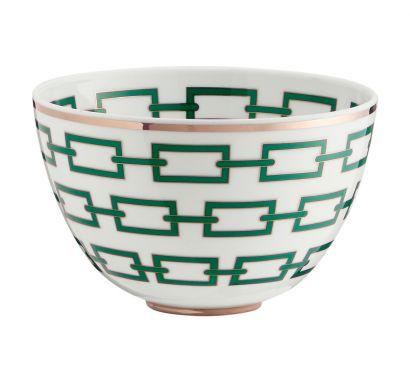 Catene Smeraldo High Bowl H. 10 cm