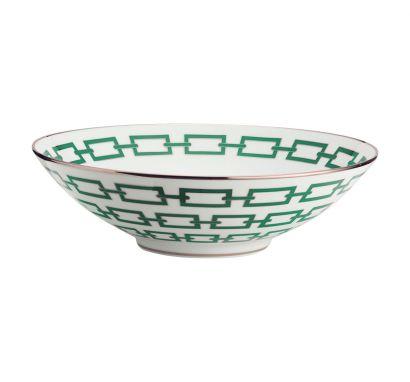Catene Smeraldo Bowl Ø 27 cm