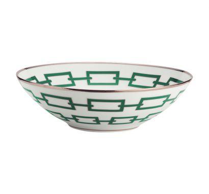 Catene Smeraldo Bowl Ø 20 cm