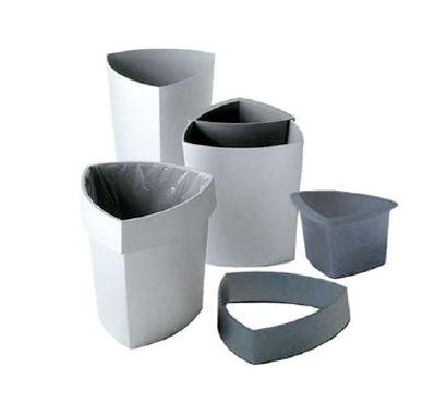 ECO Aluminium Wastepaper basket