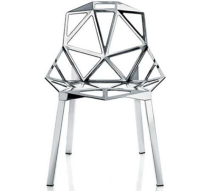 Chair One - Sedia Alluminio