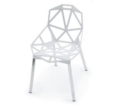 Chair One - Bianco