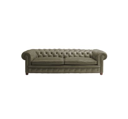 Chester One 5 Seater Sofa - Leather Century Talco