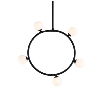 circle and sphere lampada soffitto