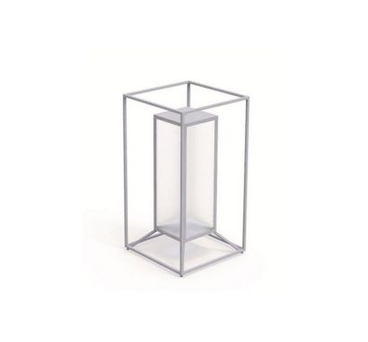 Cleo Lantern - White