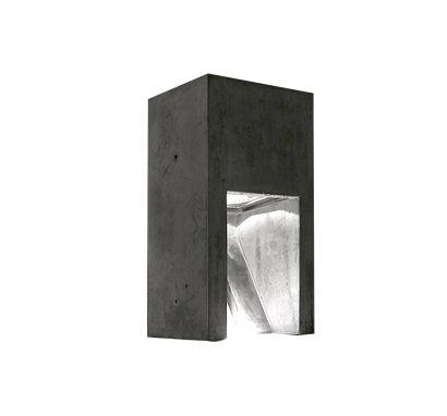 Concrete 2 Floor Lamp Outdoor Viabizzuno