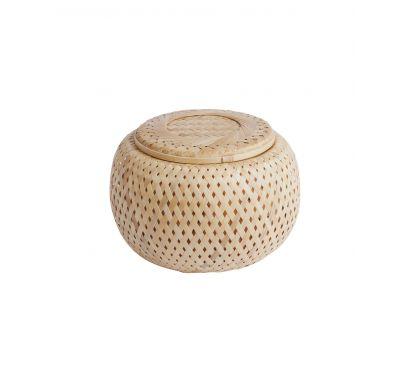Bamboo Basket Small